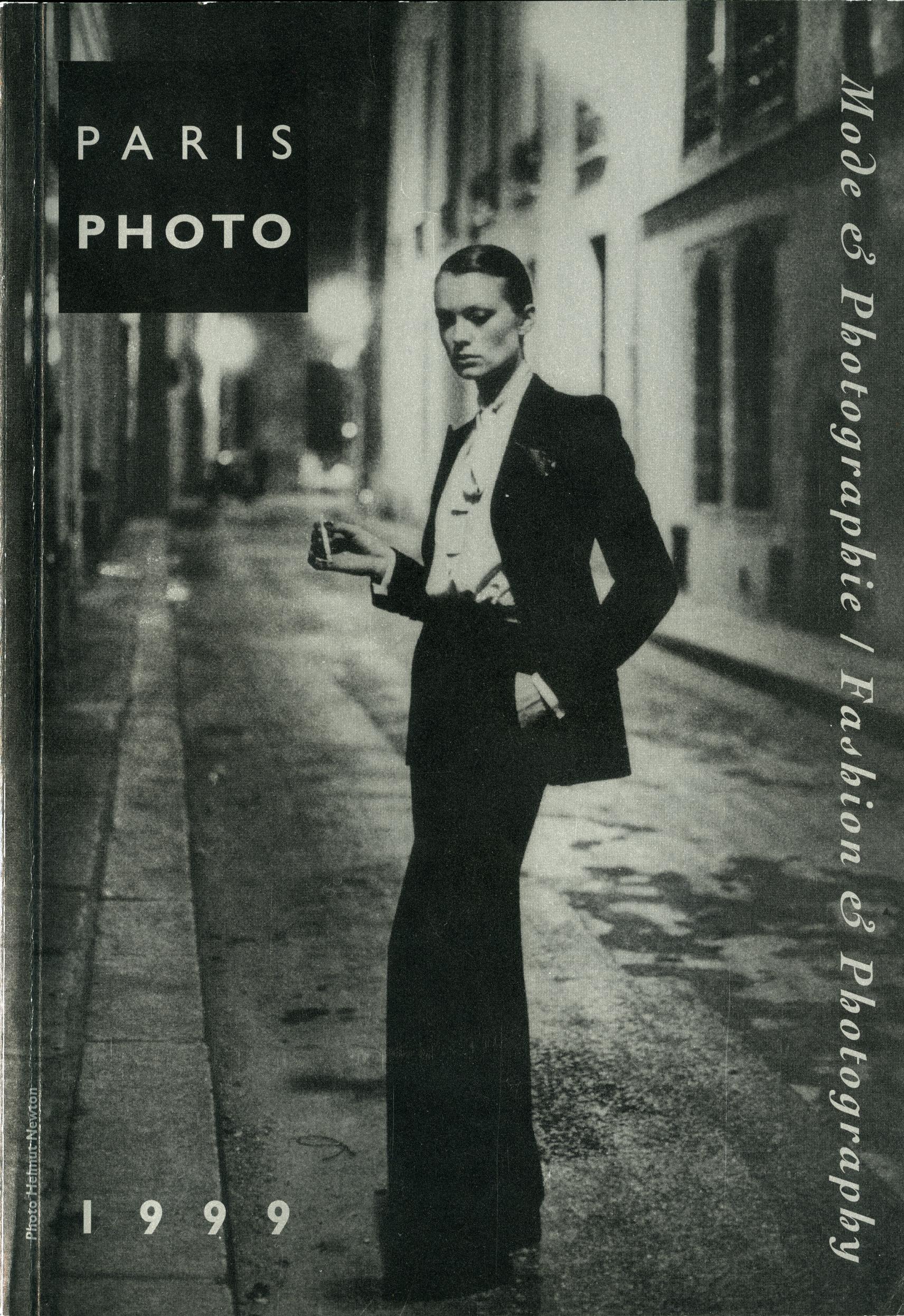 Paris Photo catalogue 1999